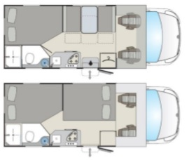 Kayak 12 Plus Renault 145 CV diseño