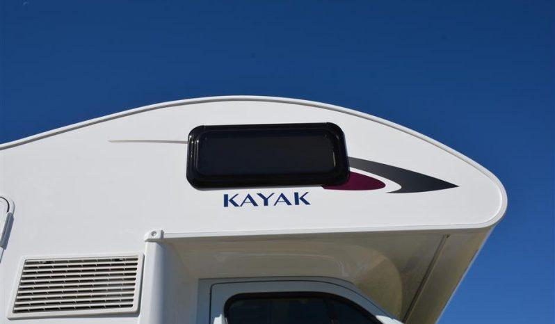 Kayak 7 lleno